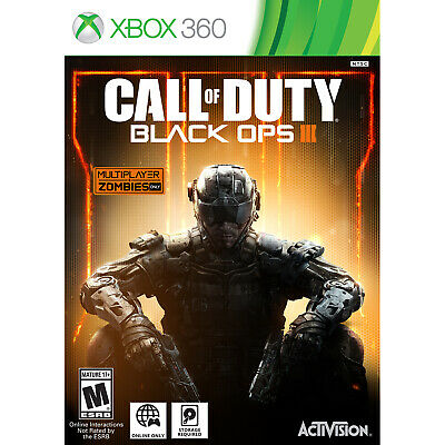 Call of Duty: Black Ops III Xbox 360 [Factory Refurbished]