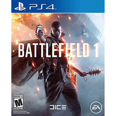 Battlefield 1 PS4 [Factory Refurbished]
