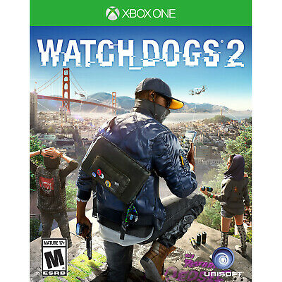 Watch Dogs 2 Xbox One [Factory Refurbished]