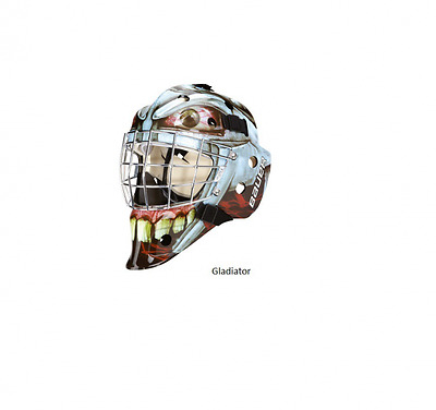 BAUER Goalie Mask NME 3 Star Wars Senior