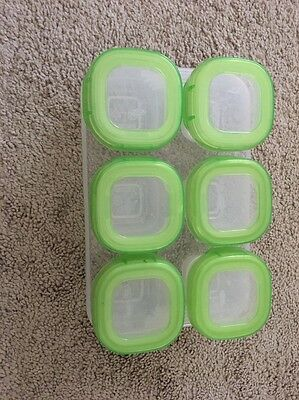 Oxo Tot Baby Food Storage Cubes & Tray