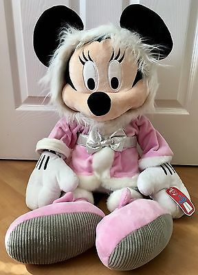 Disney Store Exclusive With Tags Minnie Mouse Giant Large Plush Soft Toy