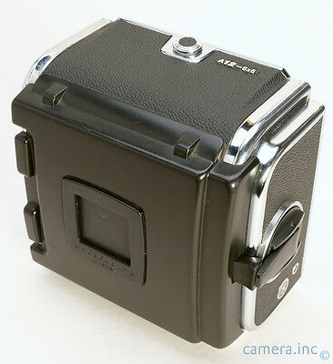 Hasselblad A12 Chrome Trim 120 Film Back Late Model V Series