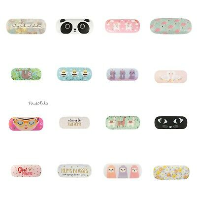 Floral Reading Spectacle Glasses Case Sunglasses Storage Design Hard Box Holder