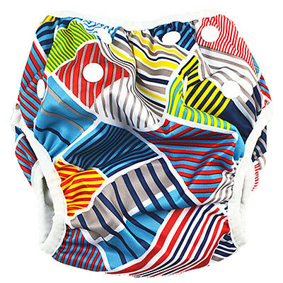 Reusable Swim Nappy Unisex Diapers Pants Nappies Swimmers Swimming Pant (S21)