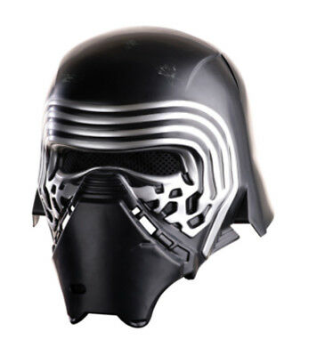 Kylo Ren 2 Piece Mask Star Wars Force Awakens 2pc Movie Series Accessory