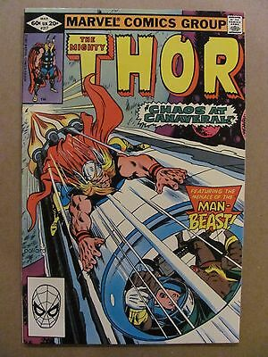 Thor #317 Marvel Comics 1966 Series 9.2 Near Mint-