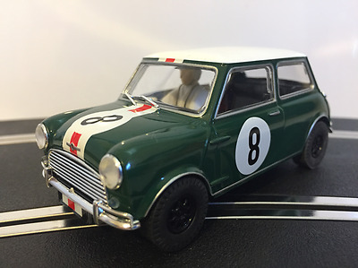 Scalextric C3586A 1964 ATCC Mini Cooper Limited Edition Unboxed New
