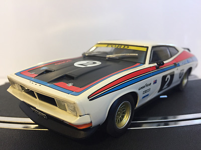 Scalextric C3587A 1977 ATCC Ford Falcon Limited Edition Unboxed