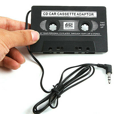 3.5mm AUX Car Audio Cassette Tape Adapter Transmitters for MP3 IPod iPhone sunfl