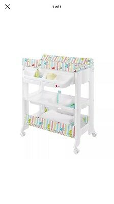 My Child Baby Changing Station  + bath Storage Unit