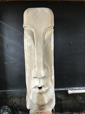 Solid Head Statue for fish pond or display piece - RRP $3000