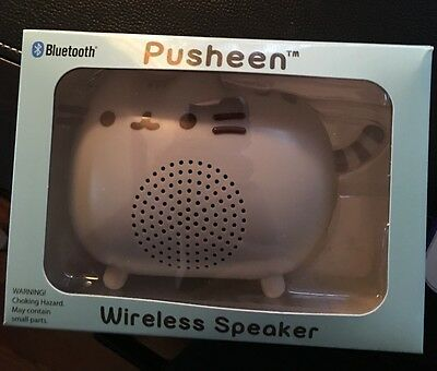 Pusheen Wireless Speaker Bluetooth Limited Edition Subscription Box Spring 2017