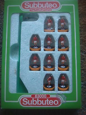 Boxed Subbuteo 63000 Lightweight Team Holland - Reference: 416