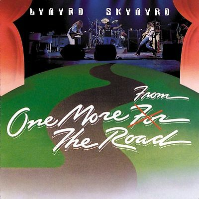 Lynyrd Skynyrd - One More For The Road 2x 180g vinyl LP NEW/SEALED