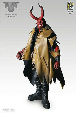 ULTIMATE HELLBOY  Anung Un-Rama collector-doll 30cm ltd 1000 by Sideshow
