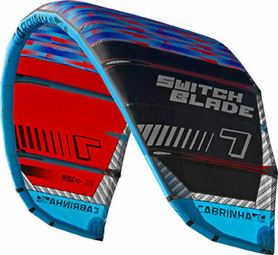 New 2016 11m Cabrinha Switchblade Kitesurfing Kiteboarding Kite