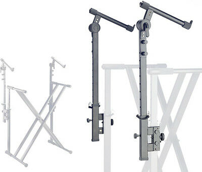 2 Steel extension brackets for KXS-A12 keyboard stand