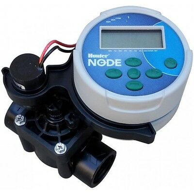 Hunter NODE DC BATTERY POWERED CONTROLLER IP68, 6Hrs Runtime- 1,2,4 Or 6 Zones