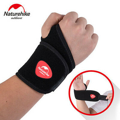 1 pair Sports Adjustable Wrister Guard Fitness Sprain Protection WristBand