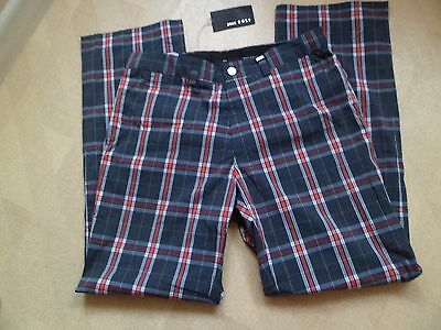 Super Brax Kenan Golf Trousers   33R  New With Tags