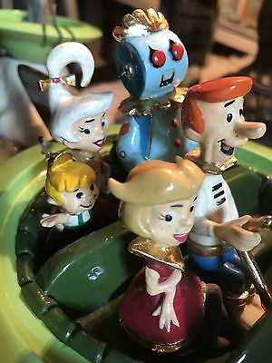 JETSONS IN SPACESHIP By RON LEE For WARNER BROTHERS