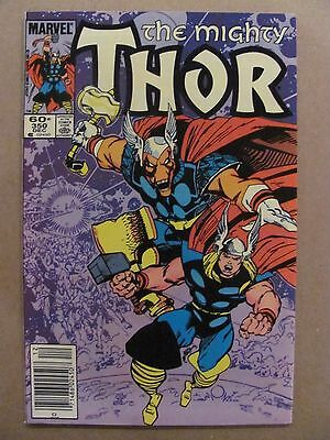 Thor #350 Marvel Comics 1966 Series Newsstand Edition 9.2 Near Mint-