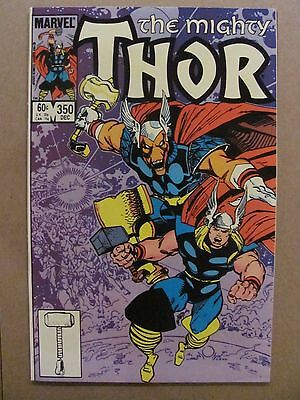 Thor #350 Marvel Comics 1966 Series 9.2 Near Mint-