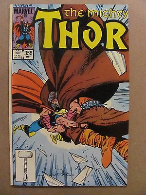 Thor #355 Marvel Comics 1966 Series