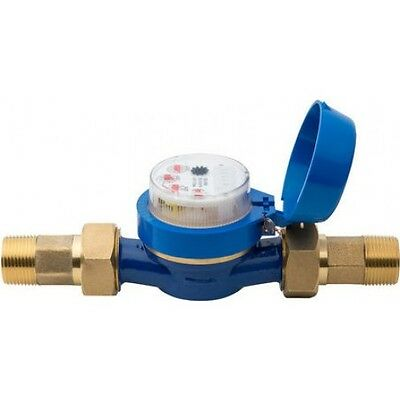 Hunter HC FLOW METER Hydrawise, Detects Faulty Valve, Male Thread - 20mm Or 25mm
