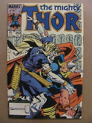 Thor #359 Marvel Comics 1966 Series