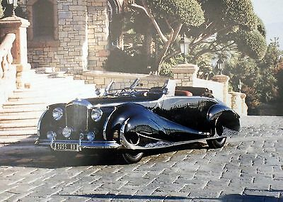 CCCA Magazines Complete Year  Rolland-Pilain Bentley by Franay 1938 Talbot Lago