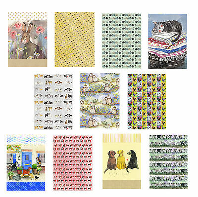 Cotton Tea Towel Choice of Designs by Alex Clark