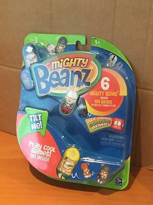 Spin Master Toys Mighty Beanz 6 pack Series 3