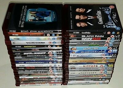 40 X Hddvds Job Lot **excellent-Mint Condition** Hddvd