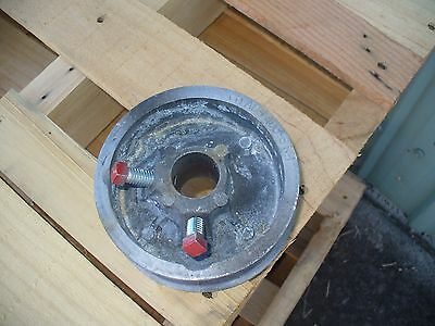 a brand new pulley wheel