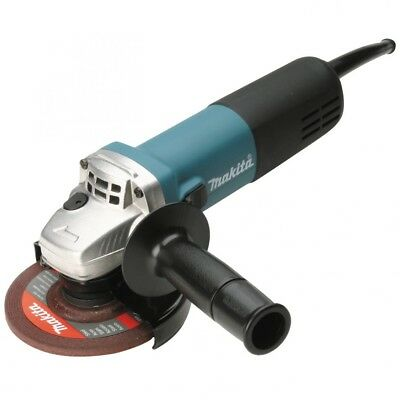 Makita 9557NBR 240v 840w 115mm angle grinder 3 year warranty replaces 9557NB