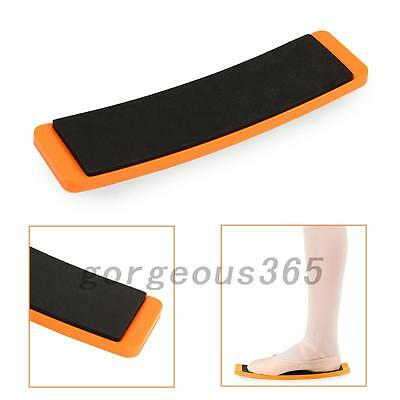 Ballet Dance Turning Spin Board Pirouettes Exercise Foot Accessory Tools Orange