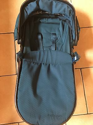 Mothercare orb  Seat Unit / carrycot frame Teal