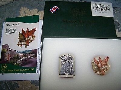 Mates for Life-Royal Watch Collectors Club Kit from Harmony Kingdom