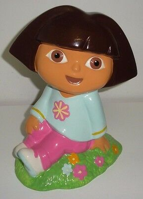 Dora the Explorer Ceramic Bank (8 Inches Tall)