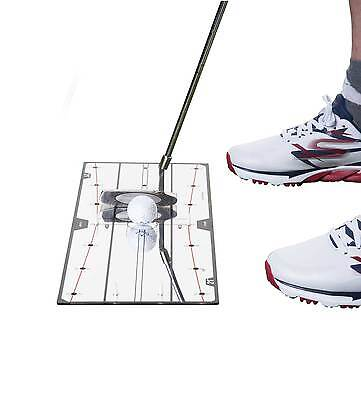 Pure2Improve 21 Inch Golf Practice Putting Mirror