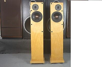 PROAC RESPONSE ONE POINT FIVE 1.5 Floor Stand speakers