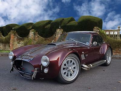 AC Cobra 5.7 2dr Convertible, DAX with REMOVABLE HARD TOP