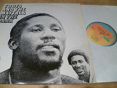LP,  Toots And The Maytals, In The Dark, Island UK 1976, Bestzustand, NM