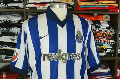 FC PORTO home 2002/03 Match Worn shirt - R. COSTA #5 - Portugal-Camisola-Jersey