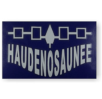 Haudenosaunee Vinyl Decal