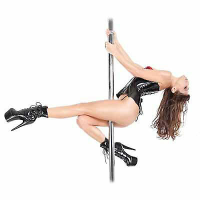 Topco Private Dancer Pole Kit in Silver pole dancing 0008