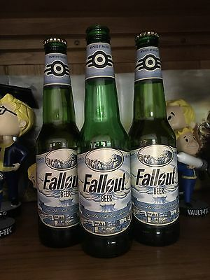 Fallout Beer. 1 X Empty Bottle. Cap Still Intact ; ) See Pics