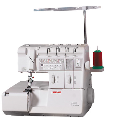 Janome 1100D Professional Overlocker Sewing Machine